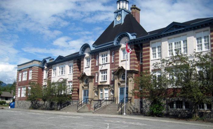 Heritage School Preservation Vancouver Edmonton Canada